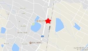 虎右ヱ門地図
