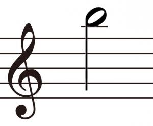 第九Hの音