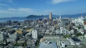 県庁からの眺め2