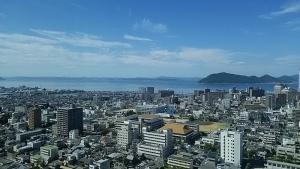 県庁からの眺め3