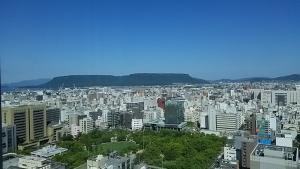 県庁からの眺め4