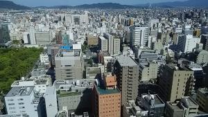 県庁からの眺め5