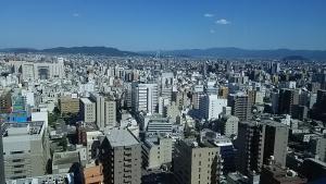 県庁からの眺め6