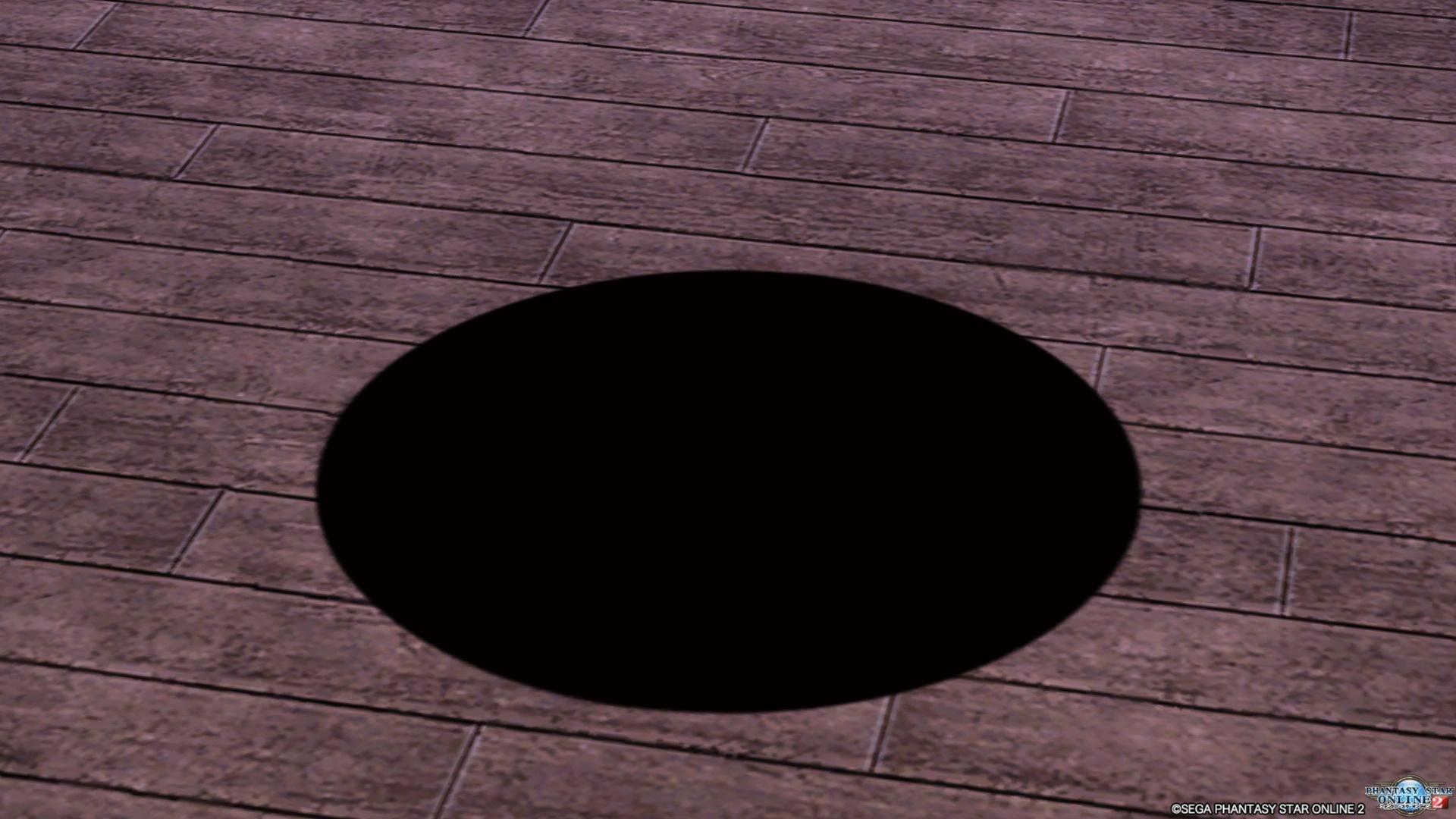 (27)穴が!!