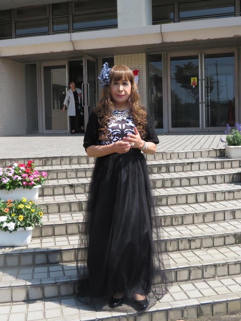 黒ドレス歌仲間発表会(7)