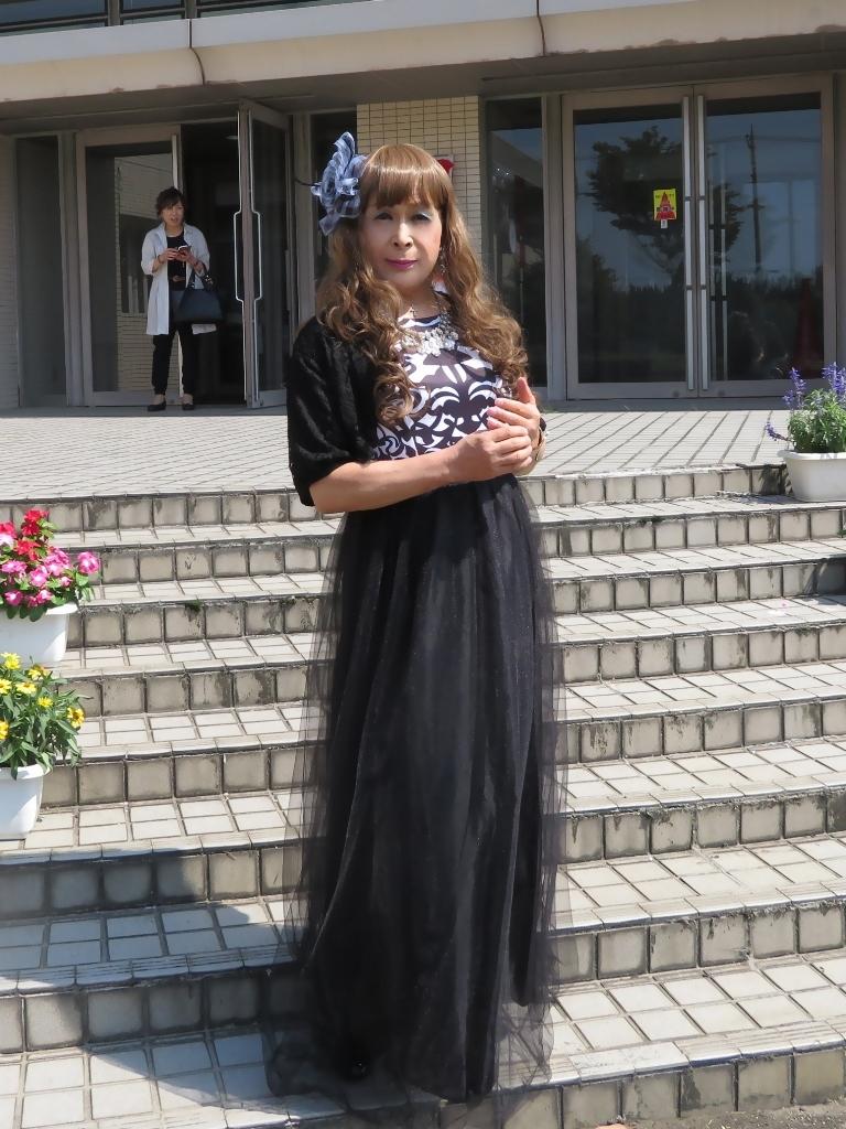 黒ドレス歌仲間発表会(8)