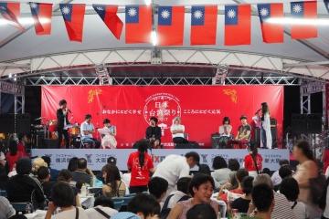 H29070818日本台湾祭り
