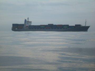 (6)大型船の航路