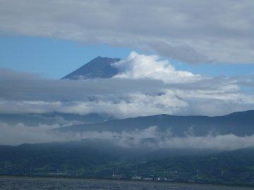 (9)富士山がきれいでした