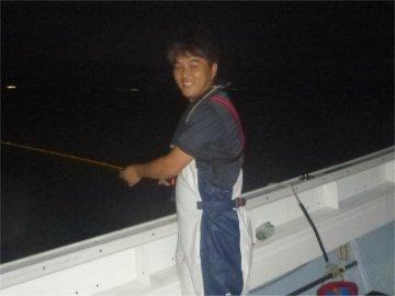 (5)さあ釣りましょう!