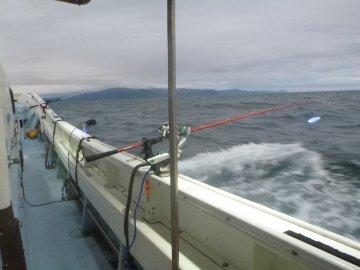 (2)出航