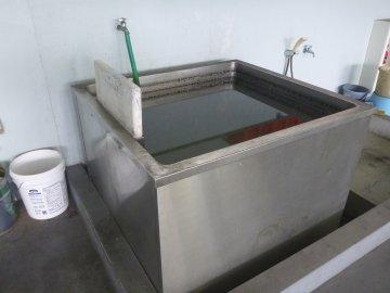 (4)お風呂?