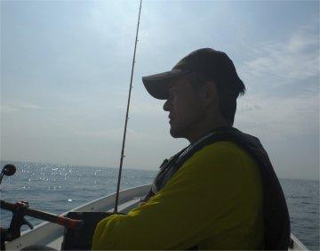 (5)釣れんのう