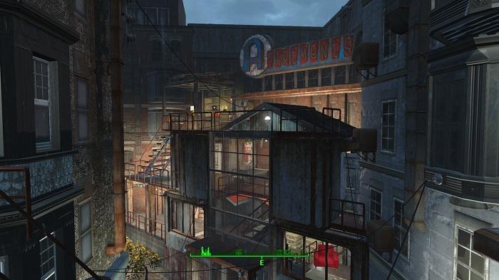 【fallout4】ハングマンズアリーアパート1
