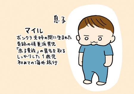 メンバー紹介_マイル