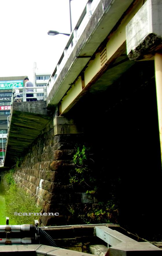 市ヶ谷橋桁