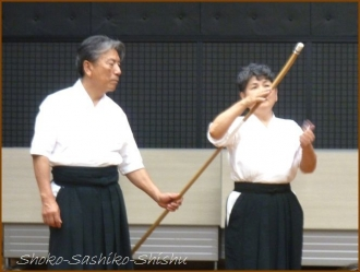 20170716  講師  3   薙刀
