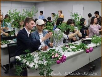 20170723  枝物  1   生け花