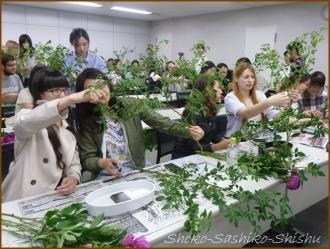 20170723  枝物  2   生け花