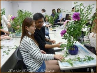 20170723  芍薬  4   生け花