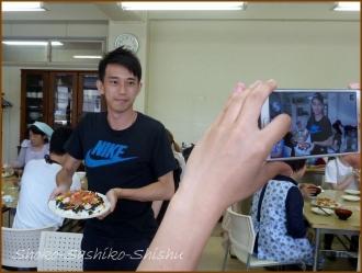 20180831  ちらし寿司  10   和食ワークショップ