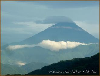 20170916  富士山  4    山梨にて