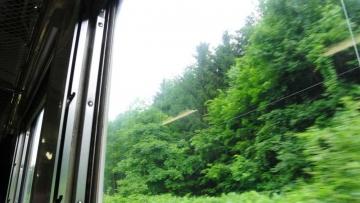 道北車窓風景