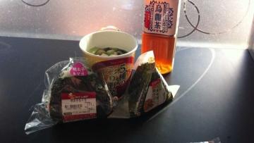 セイコマ朝食
