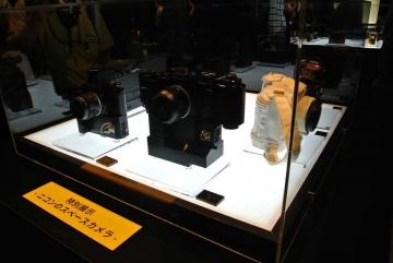 ニコンのスペースカメラ