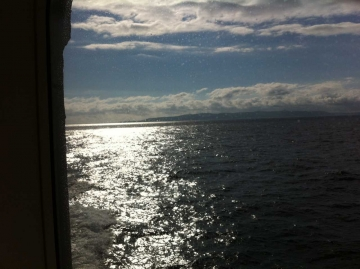 海からノシャップ