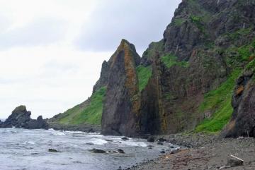 地蔵岩の姿