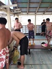 2017江の島海へ2