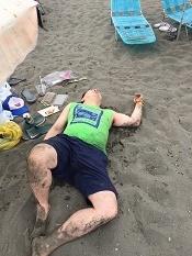 2017江の島海へ5-1院長酔爆1