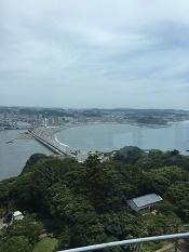 2017江の島景色の2