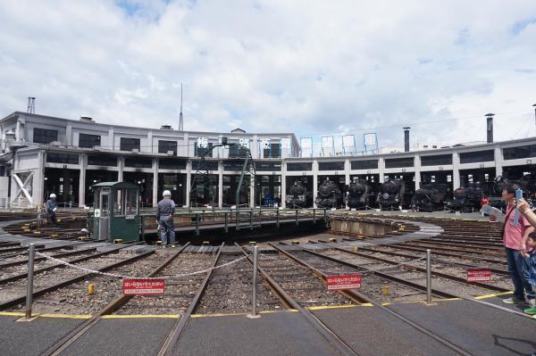 2017-08-08 梅小路蒸気機関車庫