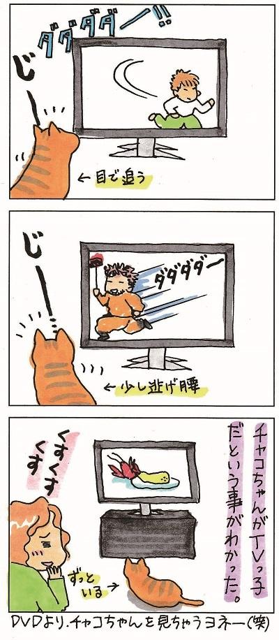 初めてのテレビ③ 2-2