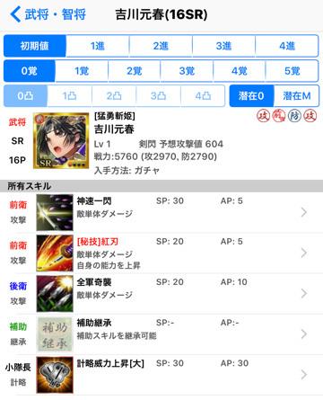 吉川元春16
