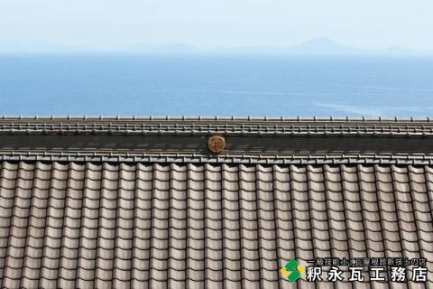 いぶし瓦寺-瀬戸内海-002
