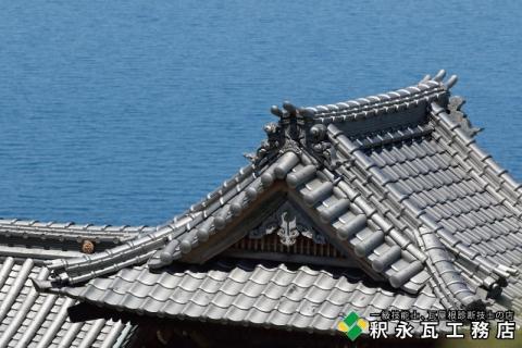 いぶし瓦寺-瀬戸内海-003