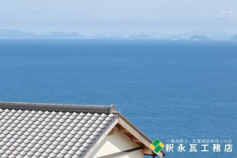 いぶし瓦寺-瀬戸内海-004z