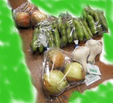 野菜セット170808