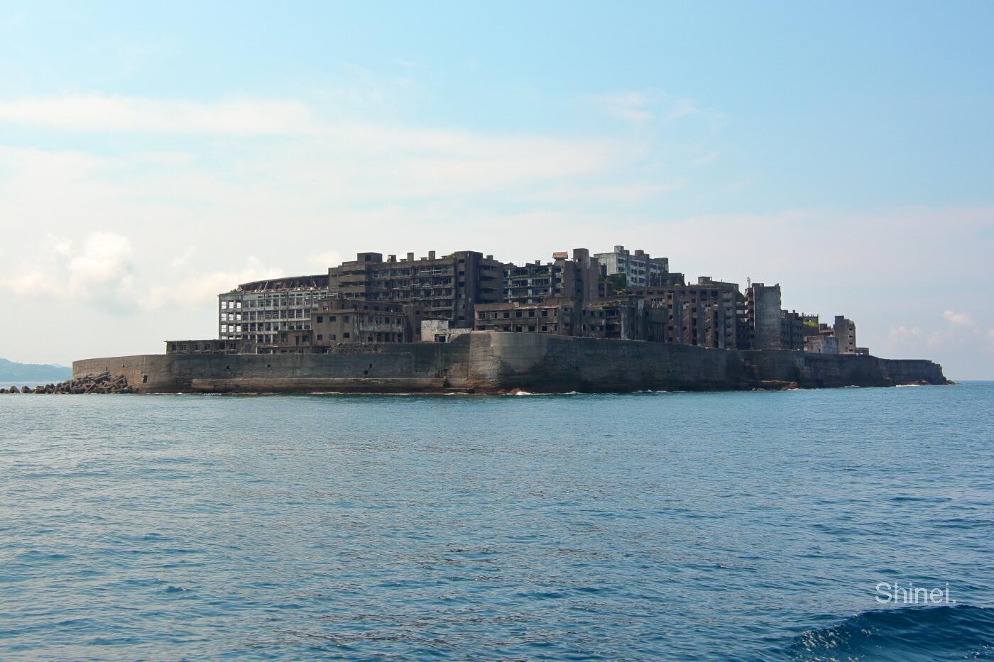 軍艦島10