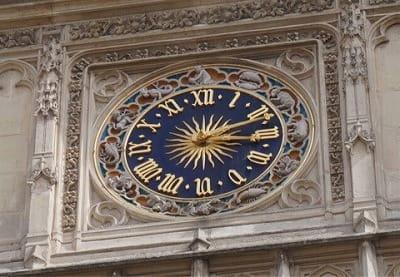 普通の時計