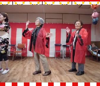 盆踊り大会4