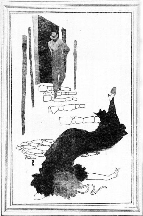 広告面の女1938jan