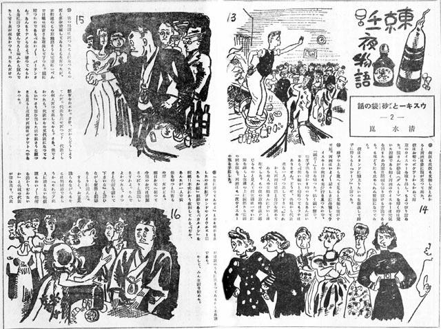 東京千一夜物語1938jan