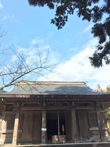鳥海山大物忌神社拝殿
