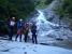 最初の見所のハナゲの滝.jpg