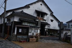佐川醤油店 醤油蔵