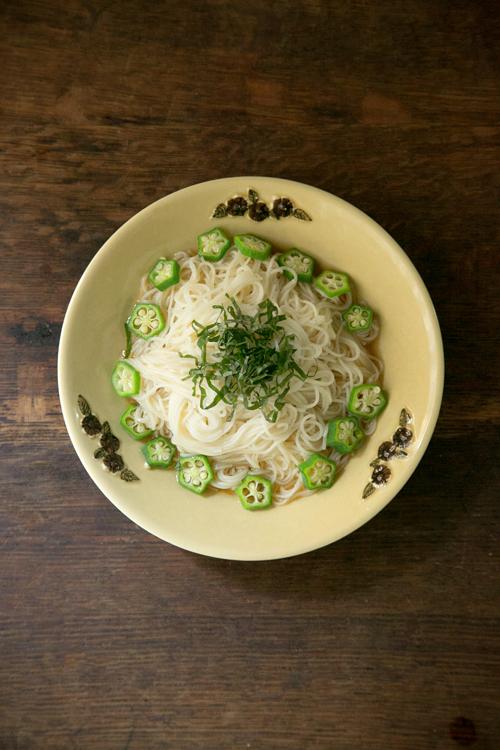 ぶっかけ素麺2